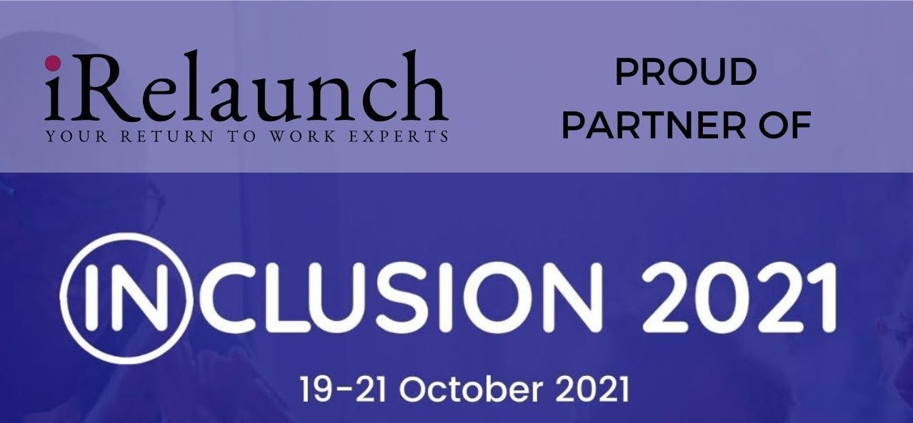 iRelaunch is a Proud Partner of DiversityNetwork's INCLUSION 2021