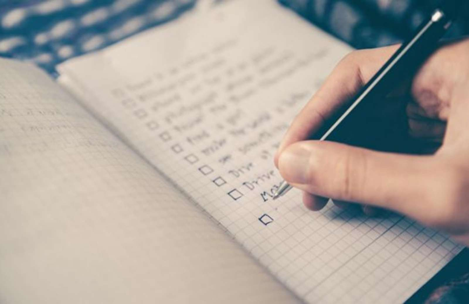 List of things to do with checkboxes