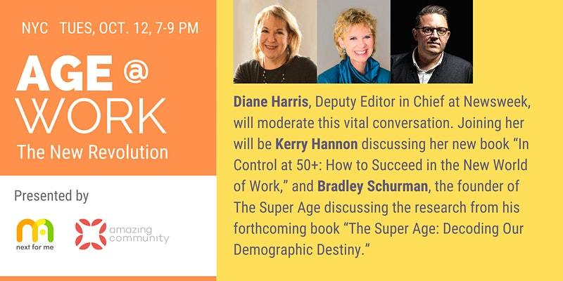 Age at Work October 12th Event